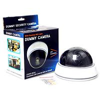 Камера видео наблюдения муляж купольная