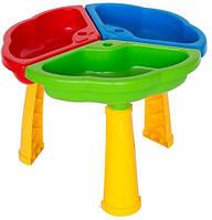 Игровой столик-песочница Wader, 39481