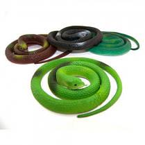 Резиновая змея 70 см