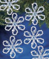 """Набор бисероплетения """"Christmas Flower//Рождественские цветы"""" The Beadery"""