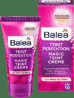 Balea Tagescreme Getönt Teint Perfektion Magic Teint Creme - Дневной крем для лица с тональным эффектом, 50 мл