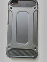 Чехол трансформер  противоударный Xiaomi Redmi GO  (серый)