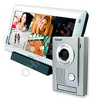 Комплект IP видеодомофона Kocom KVR-A510+вызывная панель KC-MC30