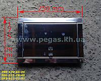 Дверка сажетруска, сажечистка из нержавейки Румыния 140х215 мм, фото 1