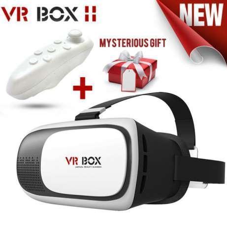 VR BOX 2 3D  очки виртуальной реальности с пультом