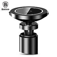 Автодержатель BASEUS Big Ears Magnetic Wireless