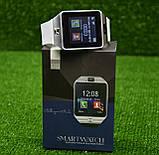 Смарт часы DZ09 с поддержкой sim карт, фото 7