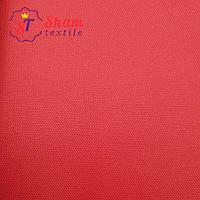 Палаточная ткань ( Оксфорд 600D PU ) красный