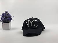 Кепка бейсболка NYC (черная), фото 1