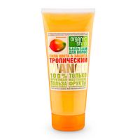 Organic Shop Fruits Бальзам для окрашенных и мелированных волос Тропическй манго 200 мл