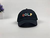 Кепка бейсболка Golf (черная), фото 1