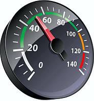 Оценка влияния информативности шкал приборов автомобилей на безопасную эксплуатацию транспортных средств