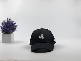 Кепка бейсболка Wuke Кубики (черная)