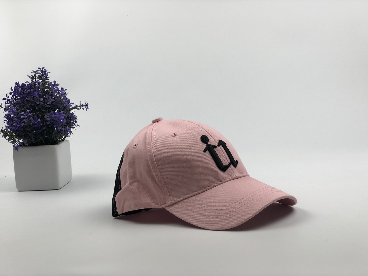 Кепка бейсболка U Unkut (розовая)