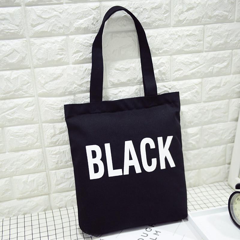 Тканевая Сумка Black (черный)