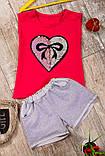 Комплект для девочки с пайетками, фото 4