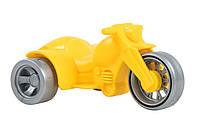 """Игрушечный трехколесный мотоцикл """"Kid cars Sport"""", 10см, Wader, 39536"""