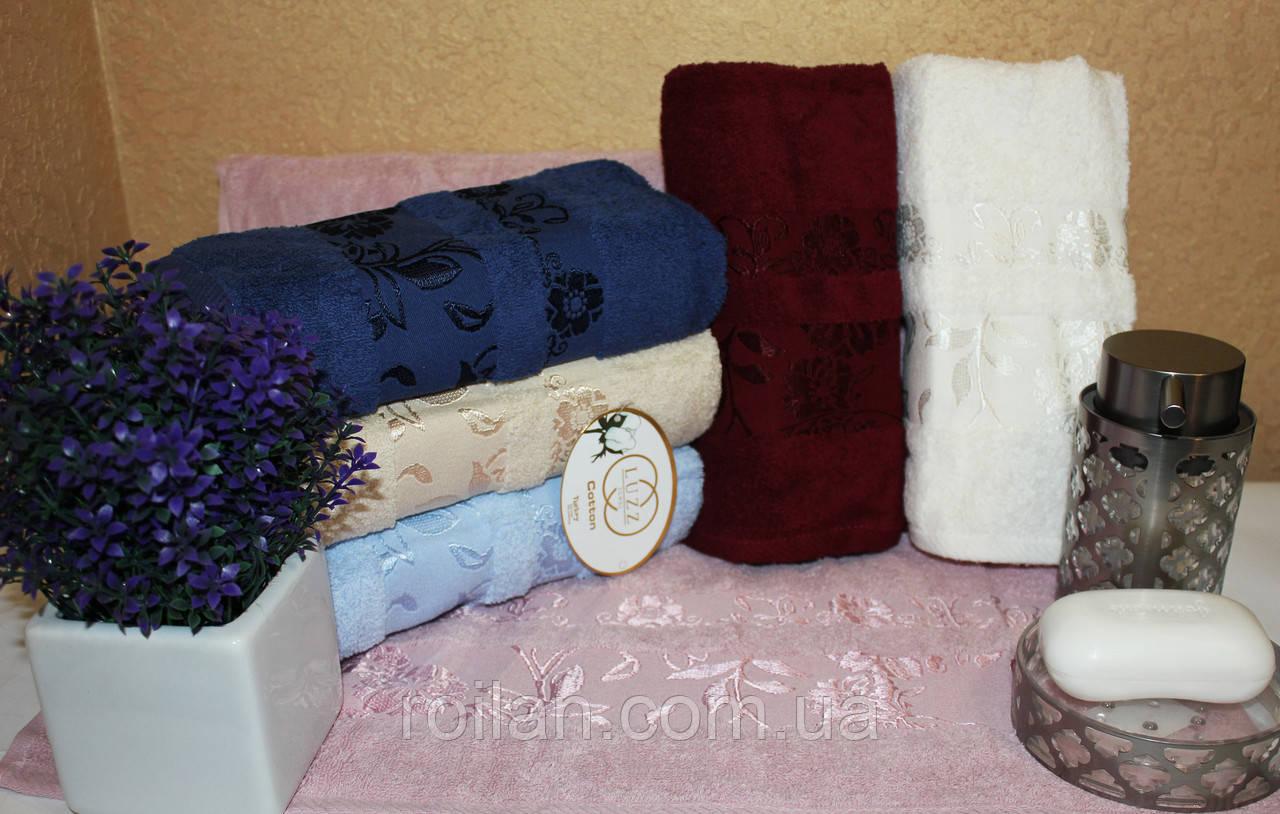 Банныетурецкие полотенца Luzz Zambak
