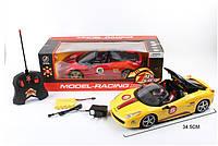 Машина на р/у аккумуляторная, 2 цвета, DH-8096A