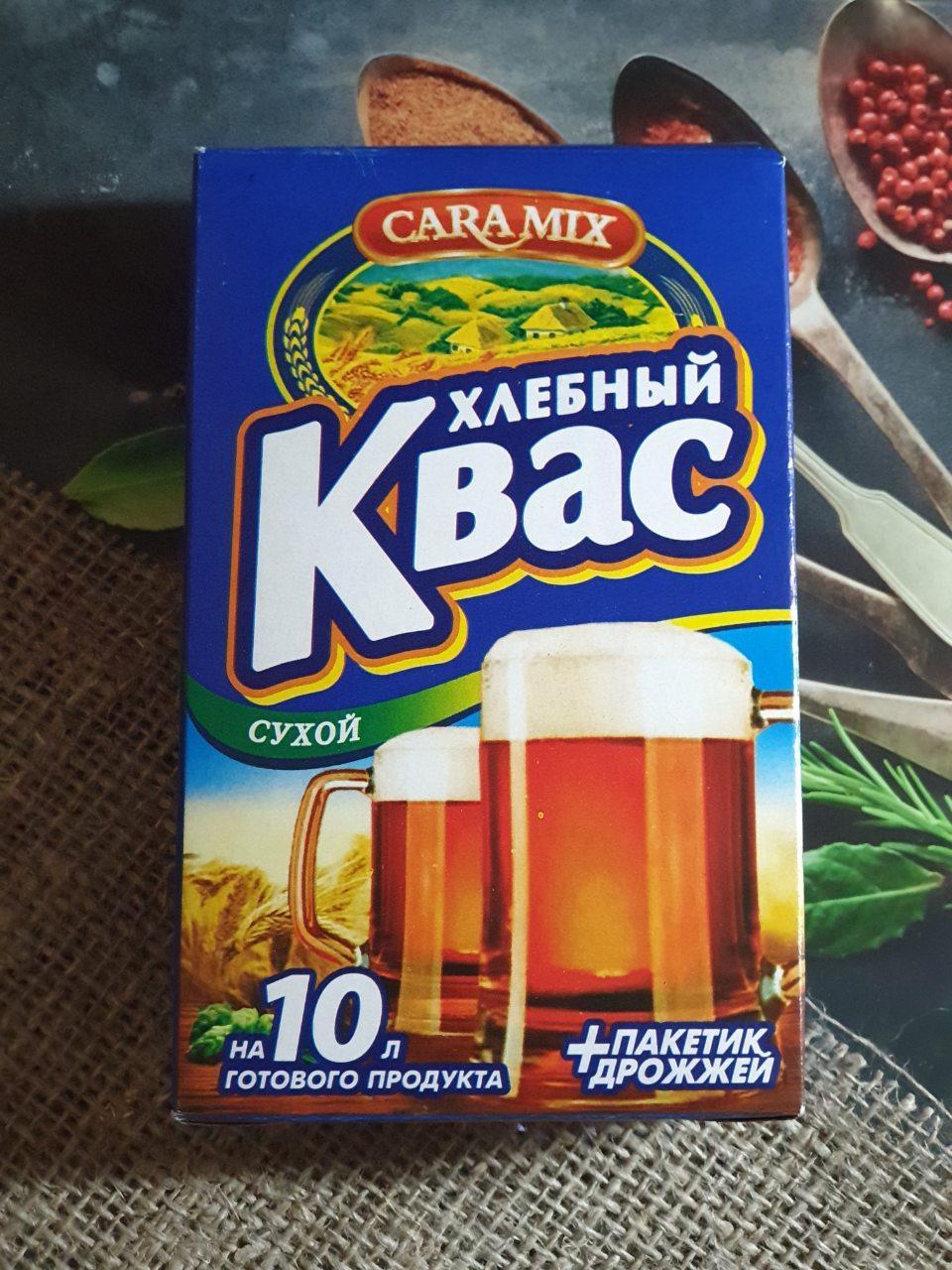 """Квас хлебный """"Caramix"""" на 10 л"""