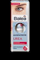Balea крем для кожи вокруг глаз для очень сухой кожи с 5% косметичнской мочевиной Urea Augencreme parfümfrei 15ml