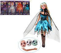 Кукла Defa с масками (8396-BF)