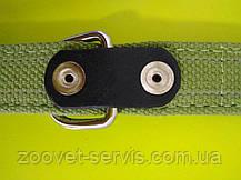 Ошейник двойной брезентовый для собак Коллар 6137, фото 2