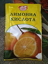 """Кислота лимонна """"Таперс 100 гр."""