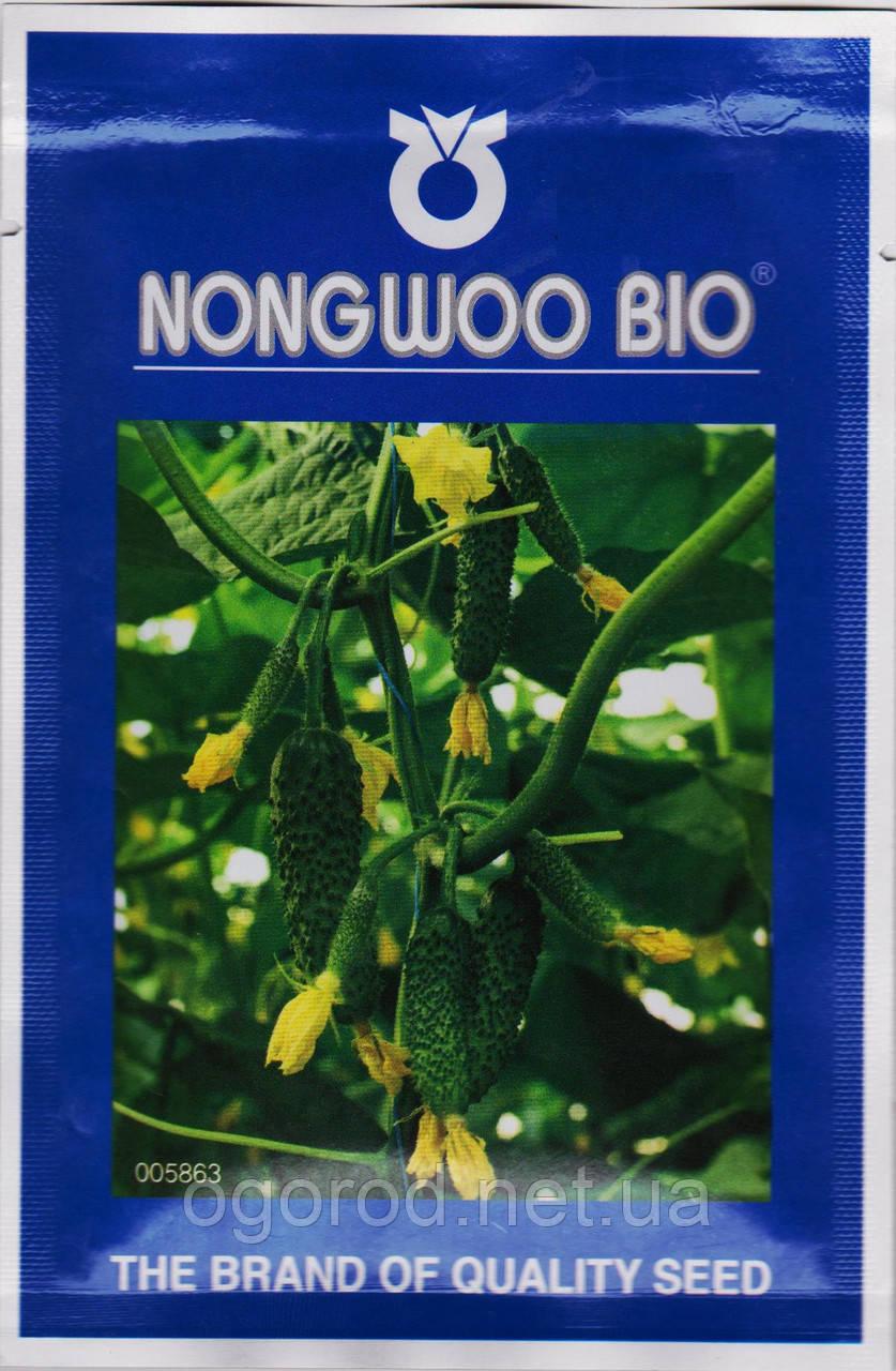 Абсолют F1 1000 шт шт семена огурца NongWoo Bio Корея