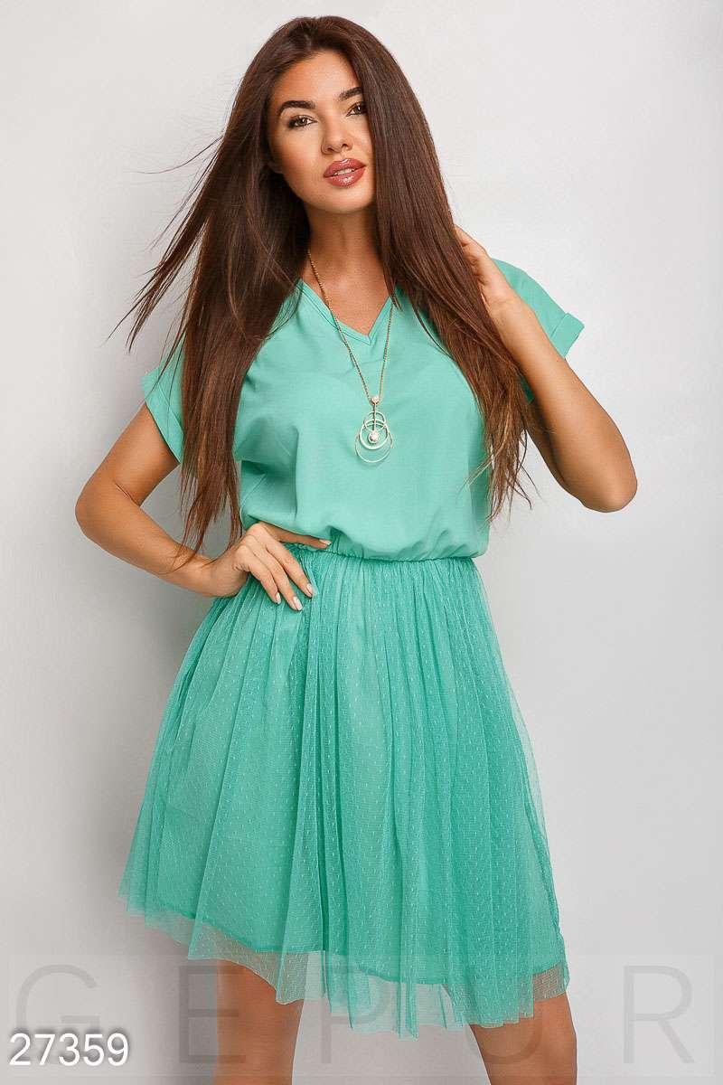 7afd58e345ccf45 Шифоновое летнее платье, цена 720 грн., купить в Мариуполе — Prom.ua ...