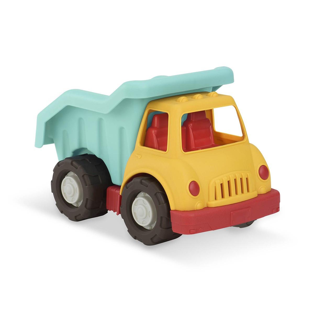 Машинка для мальчика Баттатомобиль САМОСВАЛ Battat VE1000Z