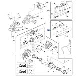 Вал промежуточный передний правый Тракер 1.6-1.8i МКП, 13400099, GM, фото 3