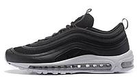 "Кроссовки Nike Air Max 97 ""Black/White/Metallic Silver"" Арт. 1761"