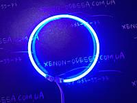 Ангельские глазки CCFL 75 мм синие / Angel Eyes CCFL 75 mm BLUE