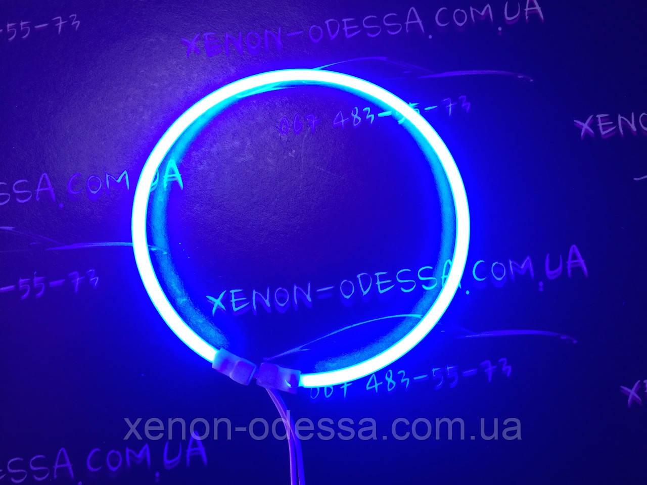 Ангельские глазки CCFL 78.5 мм синие / Angel Eyes CCFL 78.5 mm BLUE