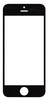 Защитное стекло для iPhone 5/5S Full Glue, цвет черный
