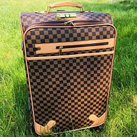 Дорожный чемодан средний на колесах Louis Vuitton (Луи Витон) копия