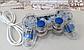 Джойстик PC проводной USB c подсветкой K800 игровой геймпад, фото 5