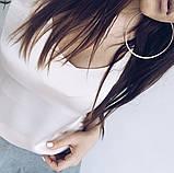 Топ жіночий шовковий, фото 8
