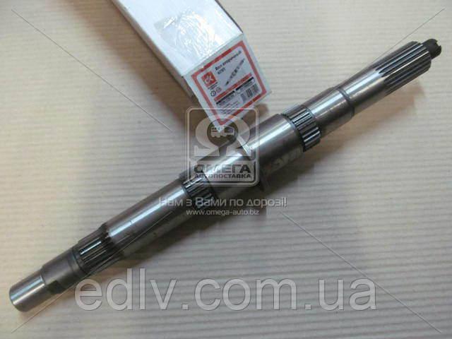 Вал вторичный КПП ГАЗ 3309,ВАЛДАЙ (Д 245)  33104-1701105