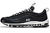 "Кроссовки Nike Air Max 97 Premium ""Black/White-Varsity Red"" Арт. 4141"
