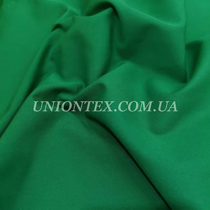 Рубашечная ткань зеленая, фото 2