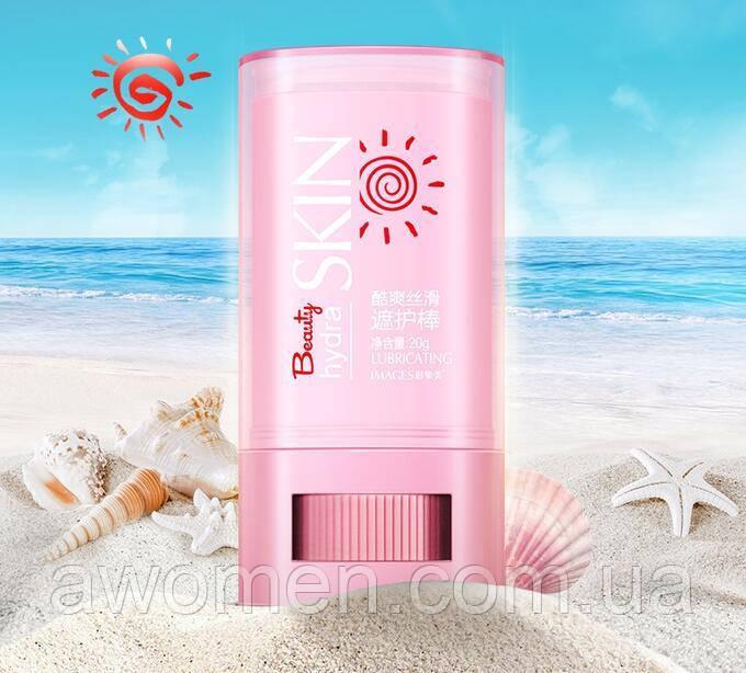 Солнцезащитный освежающий стик Images Beauty Hydra Skin, 20 g