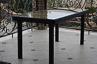 Стол из искусственного ротанга 1600*900 GreenGard