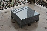 Стол кофейный Классик из искусственного ротанга. ТМ GreenGard