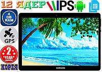 КОРЕЯ планшет телефон Samsung Galaxy TAB Pro,12 ЯДЕР GPS, 2Sim, 4GB RAM, 3G
