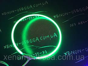 Ангельские глазки CCFL 83 мм зеленый / Angel Eyes CCFL 83 mm GREEN, фото 2