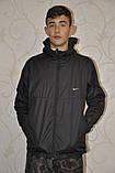 Мужская спортивная куртка ветровка Nike, фото 7