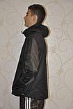 Мужская спортивная куртка ветровка Nike, фото 8