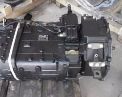 Коробка передач КПП ZF 16S-1650 на МАЗ под двигатель ЯМЗ-7511, 238ДЕ2